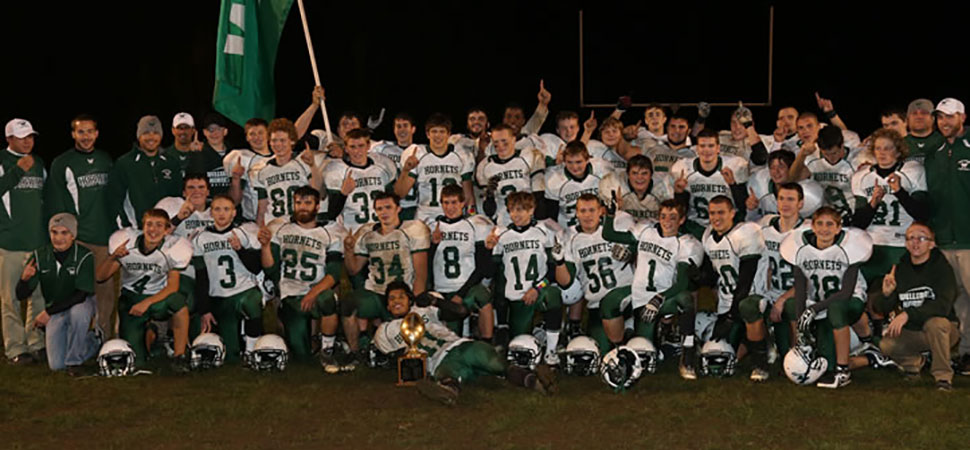 Wellsboro Football District/League Championships