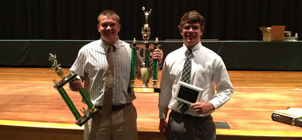 Wade Stewart Memorial Award Winners